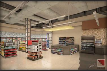 Briseno Store Interior