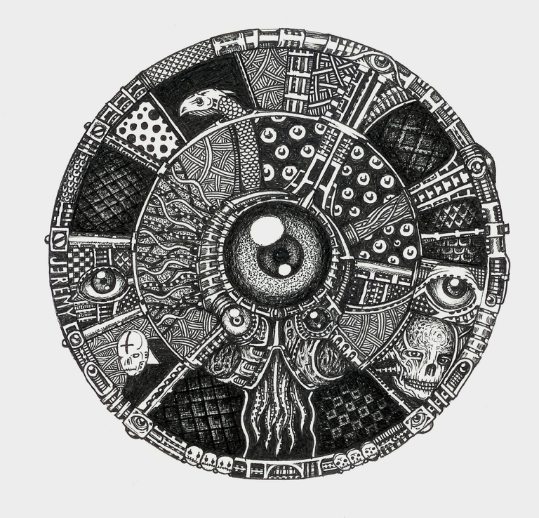 Dark Mandala By Jeremyfamir On DeviantArt