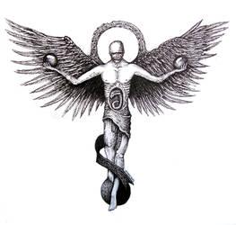 Archangel by jeremyfamir