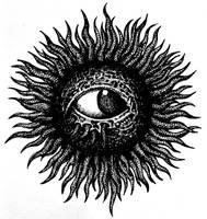 Eye Of Sun by jeremyfamir