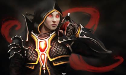 Demon Hunter by tasiorts