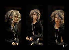 Silvery by Benihime-Yuki
