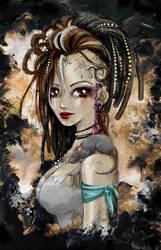 rat princess by E-f-e-u