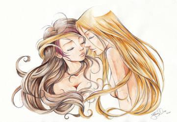 Hair Love by E-f-e-u