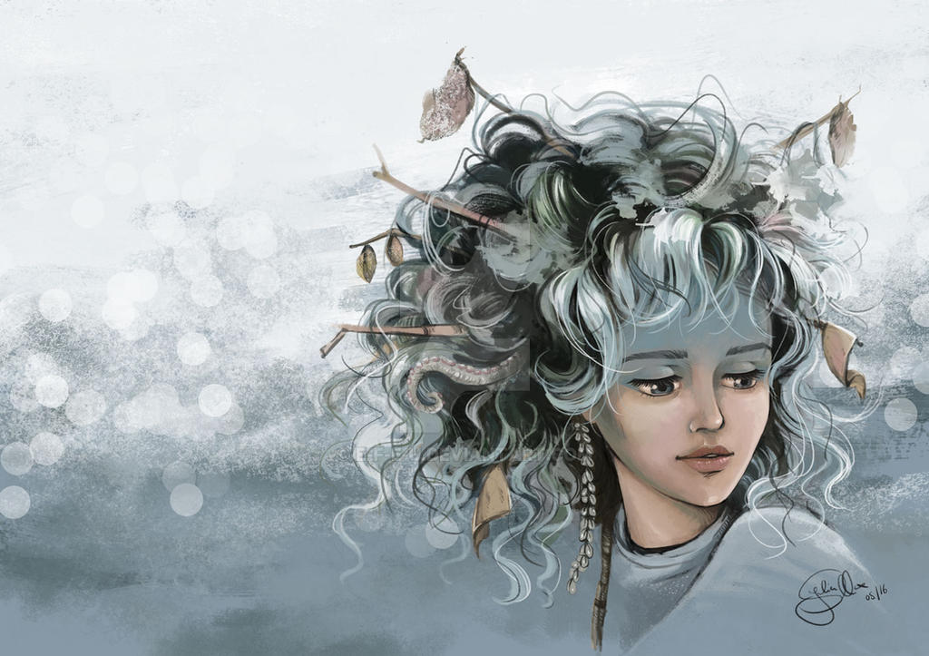 Kleine Seejungfrau by E-f-e-u
