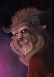 The Beast by E-f-e-u