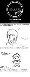 Dollars Meme by Kutai