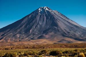 Licancabur volcano by Yupa