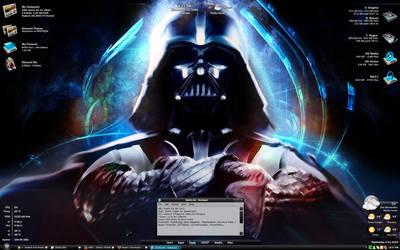 Star Wars Birthday Desktop