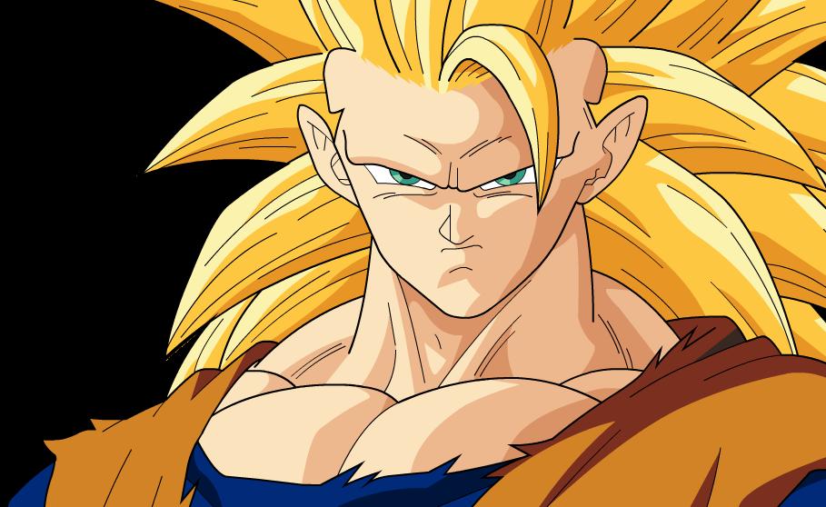 Son Goku SSJ3 by MrGekon