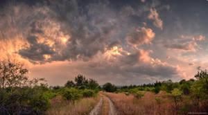 Lit Skies by Kishuuuuuuuuu