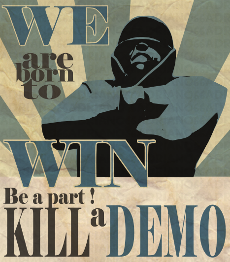 Propaganda TF2 Contest poster Unsc Propaganda