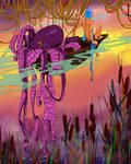 Octopus journey