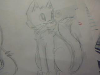 kitteh meoew meow by Lexxi-Rose