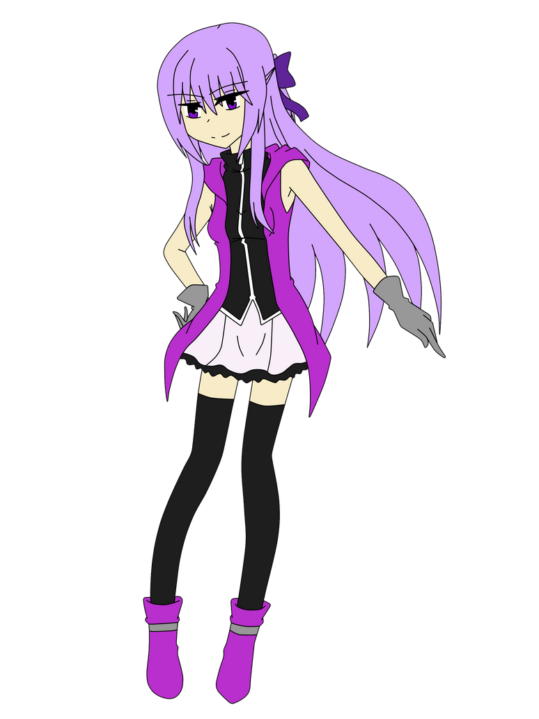 Elsword OC - Sion Alphina, Base Job Revamp by NeneRuki