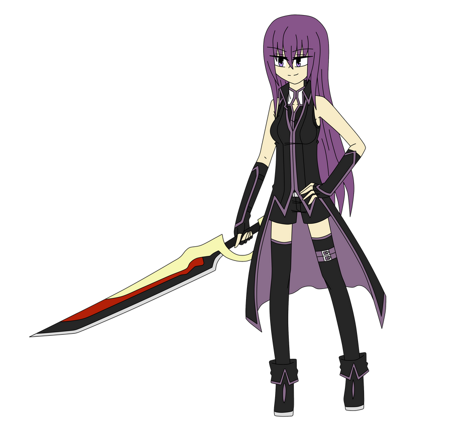Elsword RPs - Aster PK Genderbend by NeneRuki