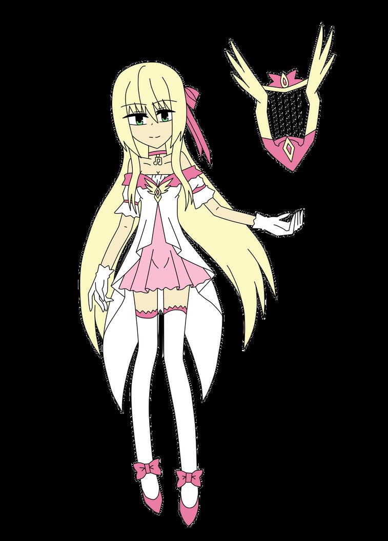 Elsword OC - Airu,2nd Job (III) -  Clarify Goddess by NeneRuki