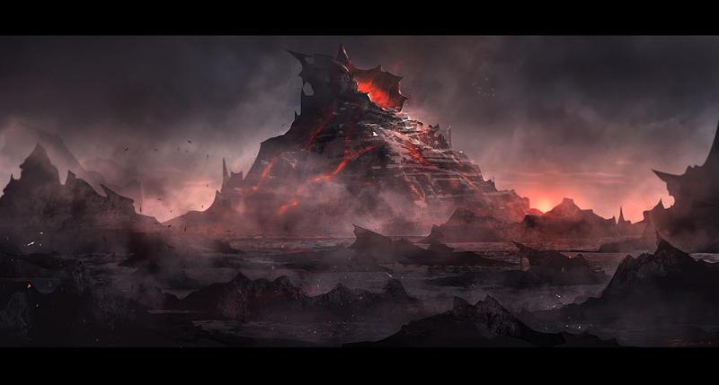 Volcano by JohCn