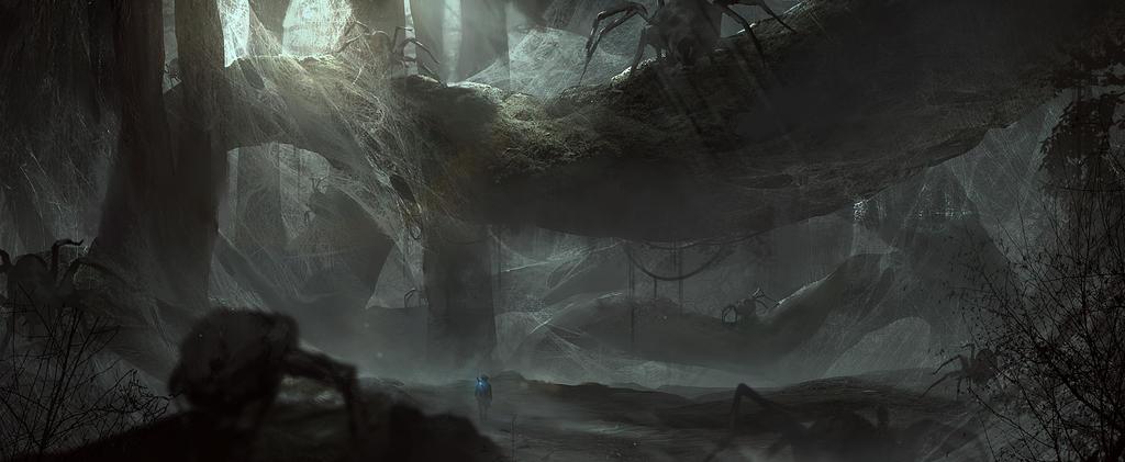Dark Forest by JohCn
