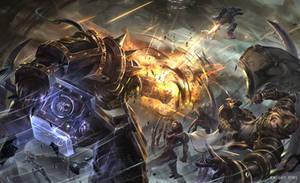 Clash by JohnathanChong