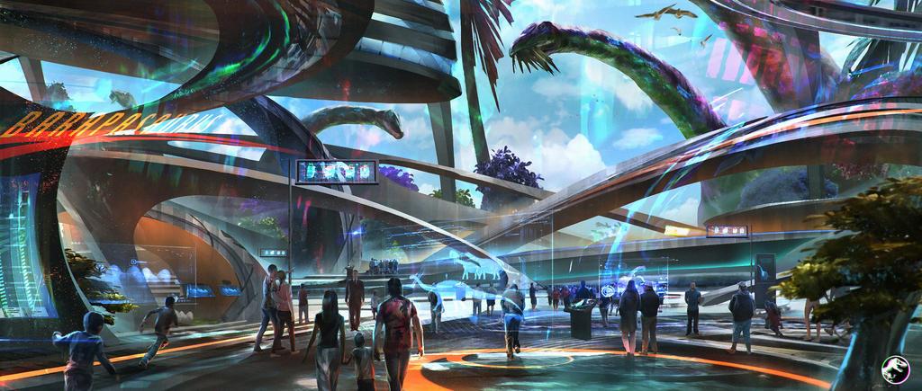 Jurassic 2051 by JohCn