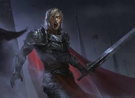 Dark Knight by JohnathanChong