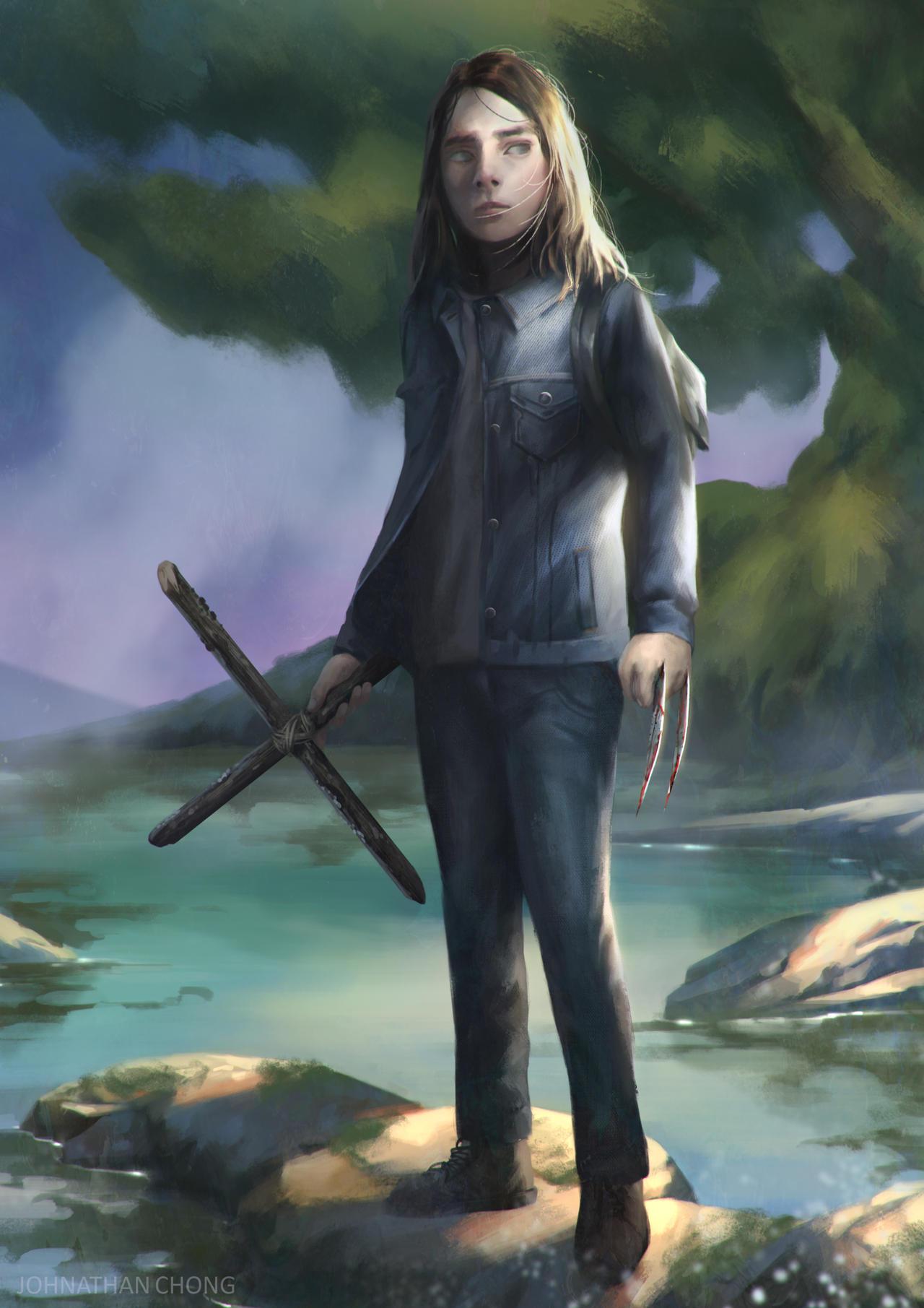 Laura by JohnathanChong