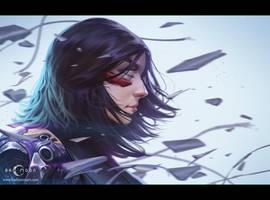 Alita by JohnathanChong