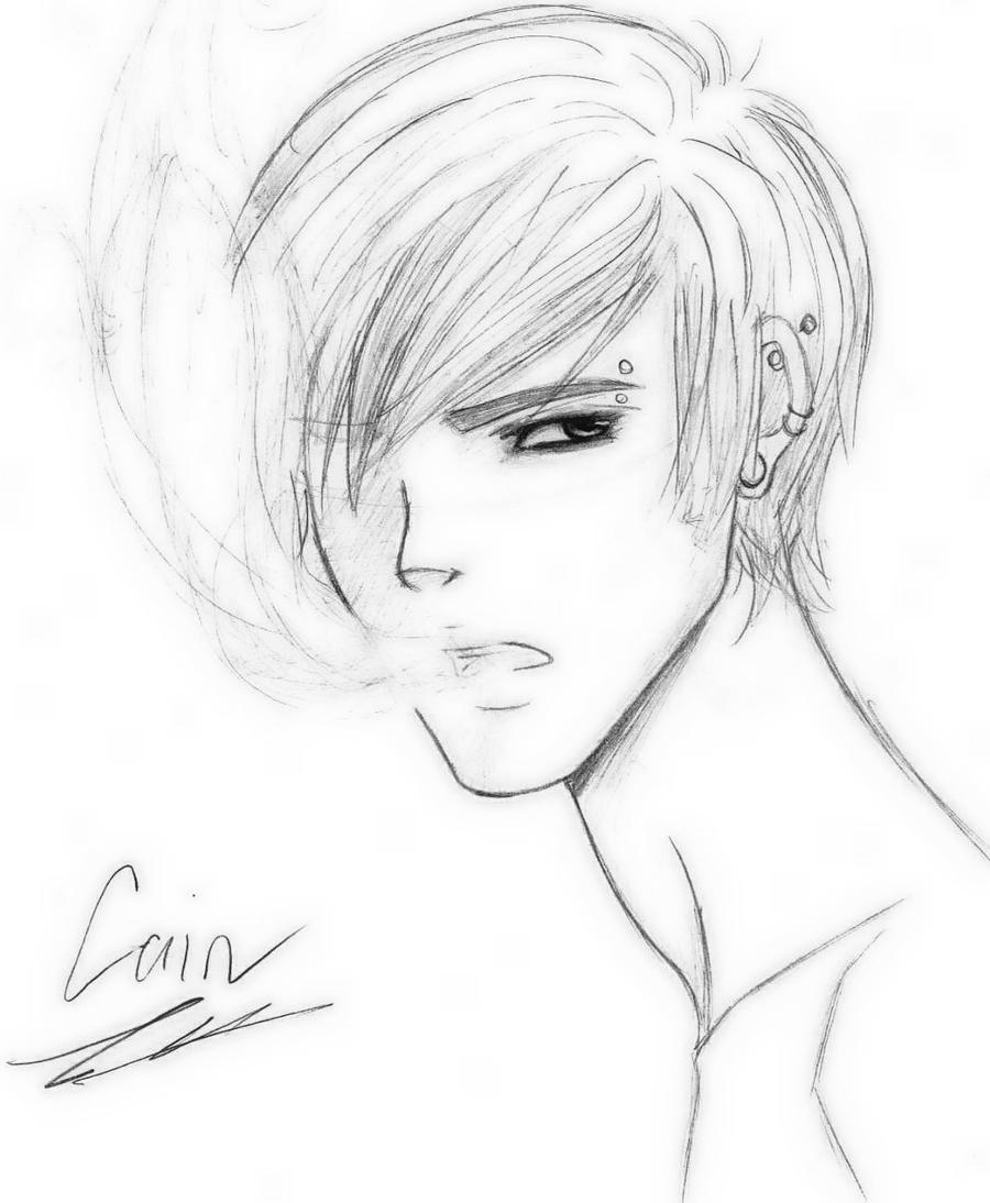 :Cain- I.Dun.Care.Brah: by Demyboilover