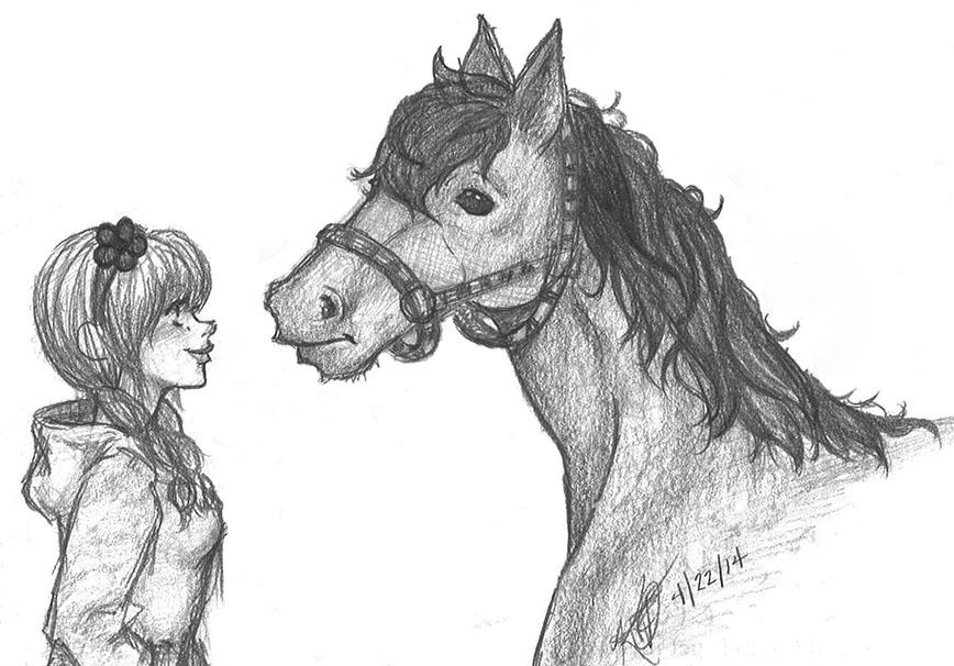 A Girl's Best Friend by Demyboilover