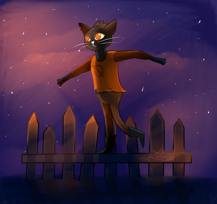 Night In The Woods: Mae Borowski by NinjaZula