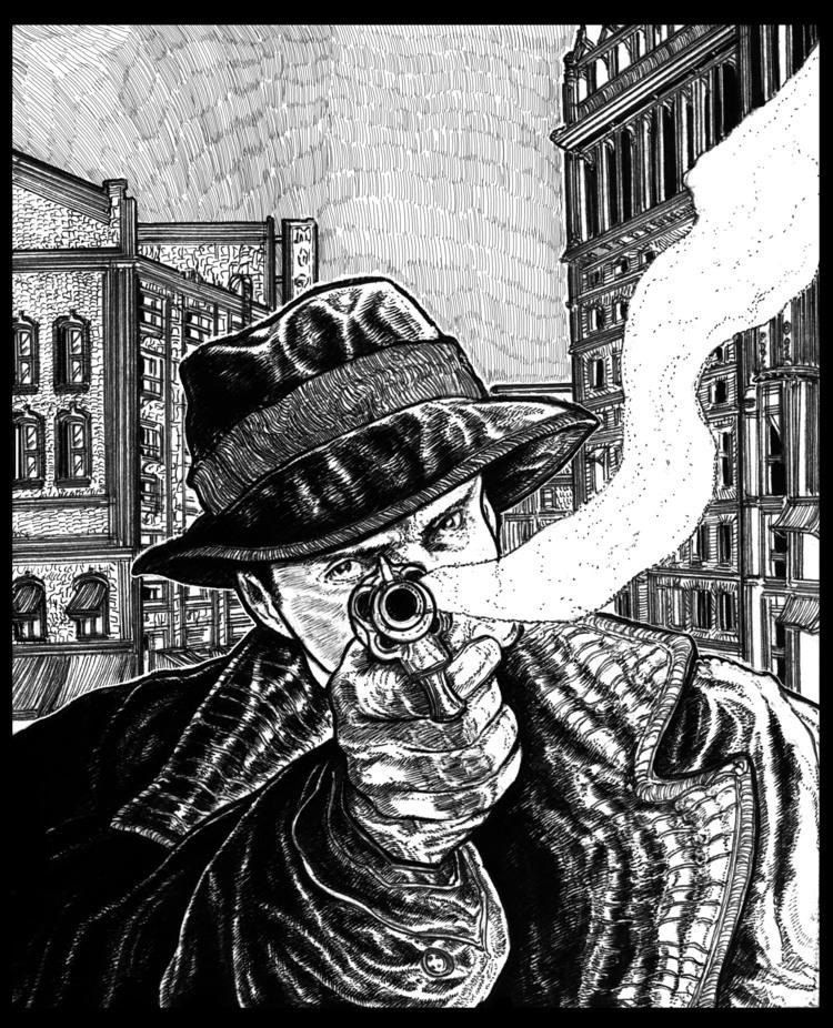 Charm City Blues One by Orion-Zangara