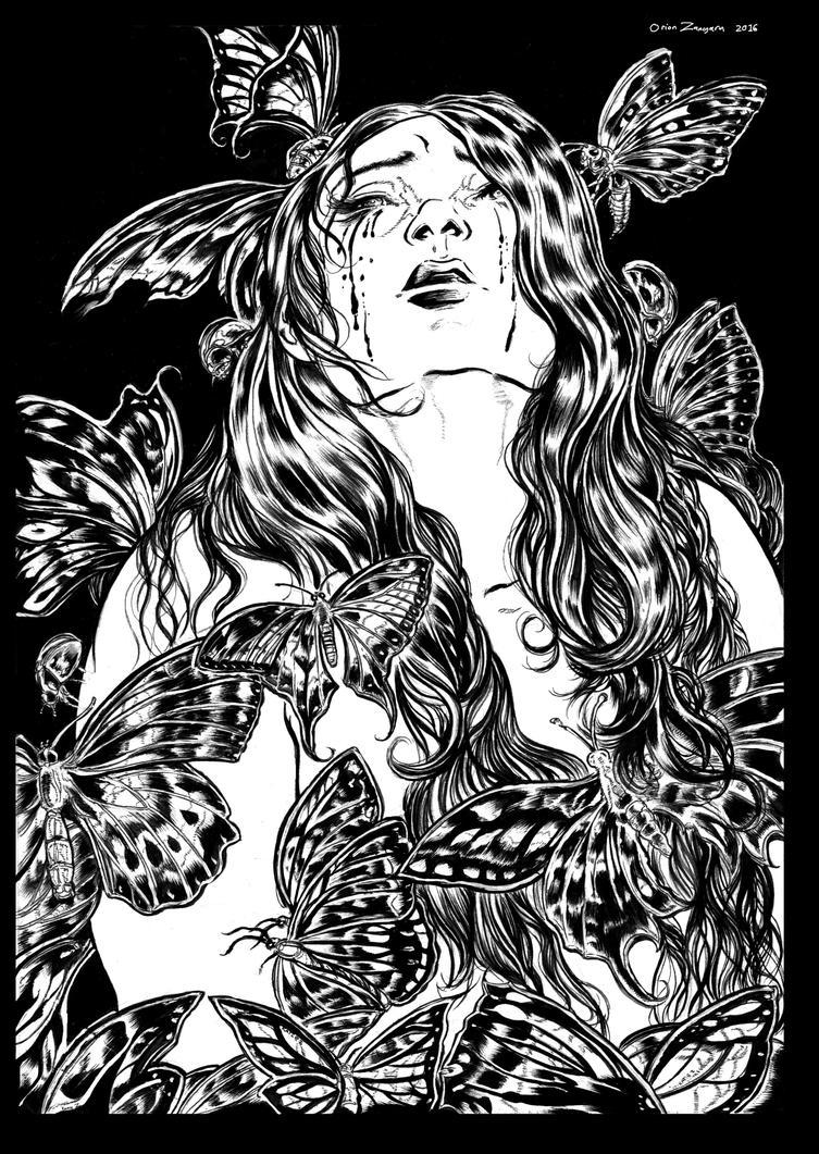 You, Human Spot Illustration by Orion-Zangara