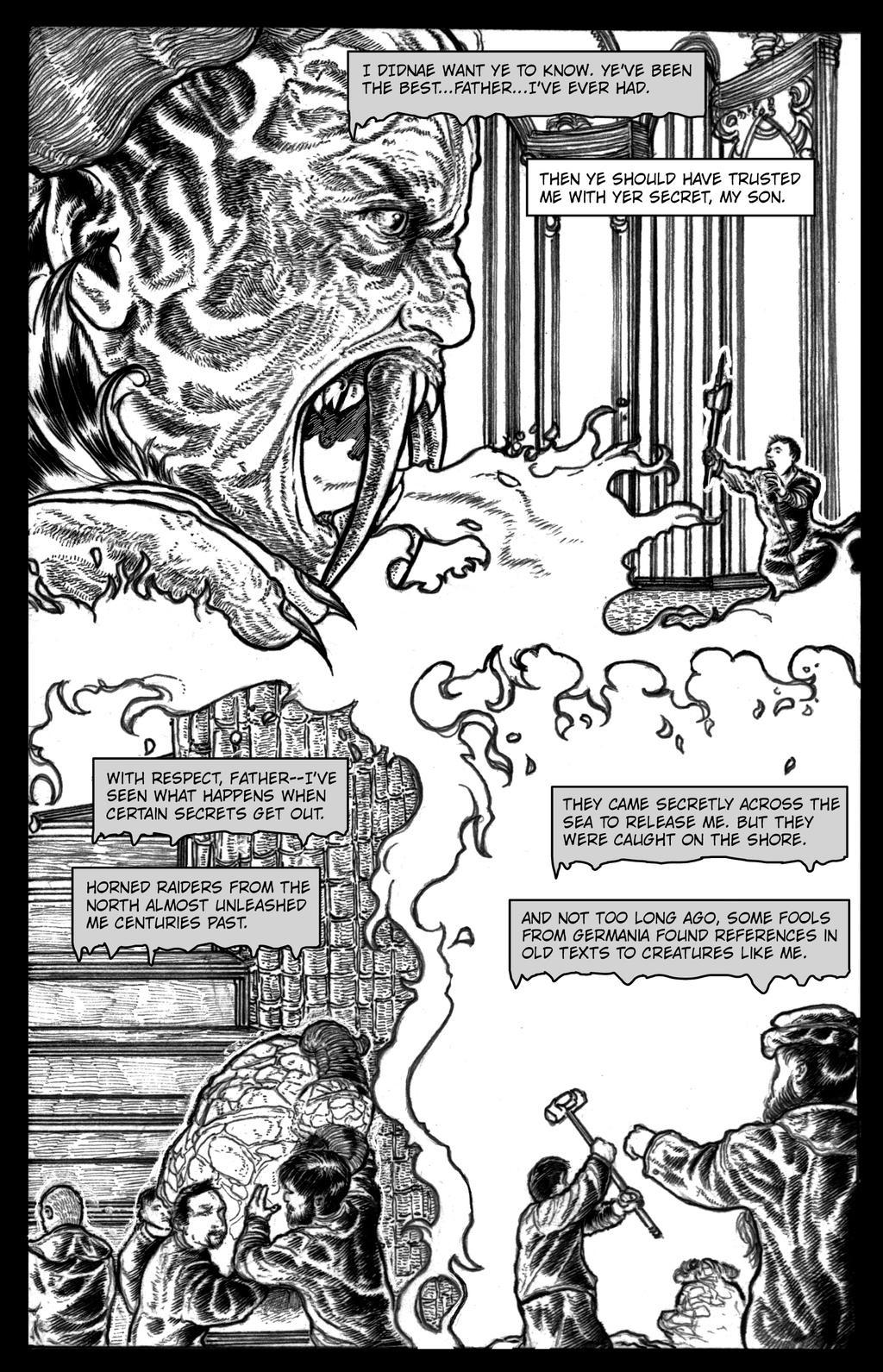 STONE COLD:THE STONE MAN MYSTERIES PAGE SIXTYTHREE by Orion-Zangara