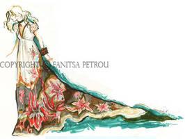 Fashion Illustration 3 by fanitsafantasy