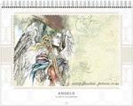 Angel Wall Calendar 2 by fanitsafantasy