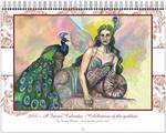 Fairy Wall Calendar 1 by fanitsafantasy