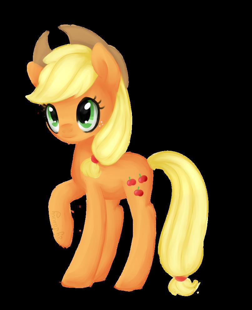 Applejack by SannyKat
