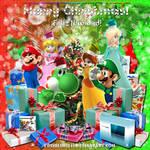 Christmas Background 2011
