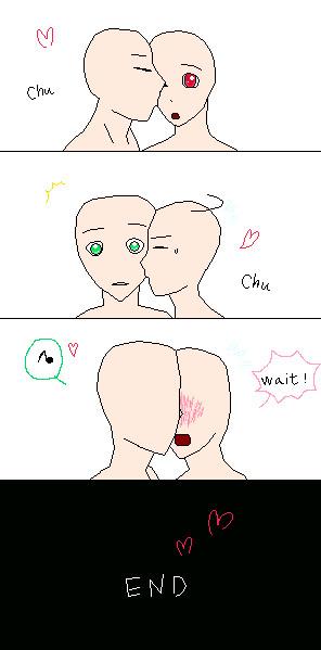 Kiss Comic Base 1 By Karenwhitescorpio