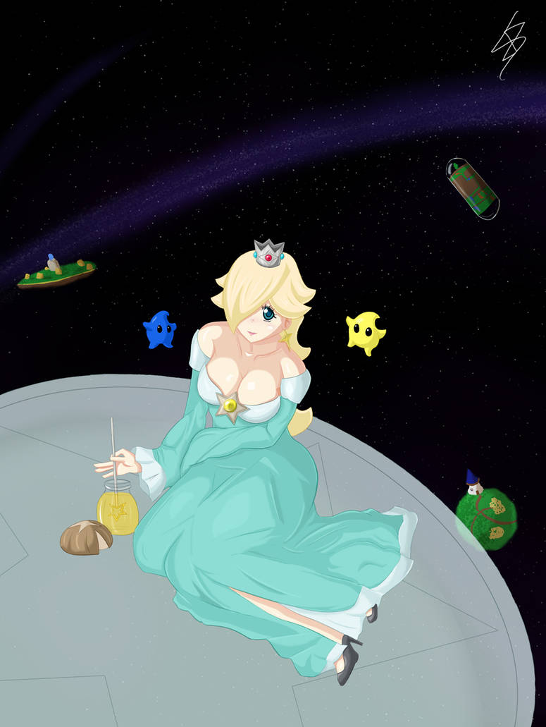 Rosalina : Packed the Jam