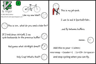 Flying vs Cycling by bairuidahu