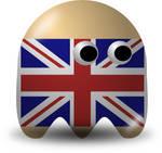 Pacman Ghost - United Kingdom