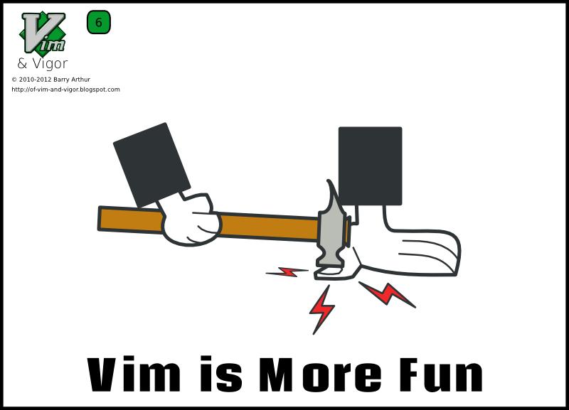 Vim and Vigor 6 - Vim is More Fun 2 by bairuidahu