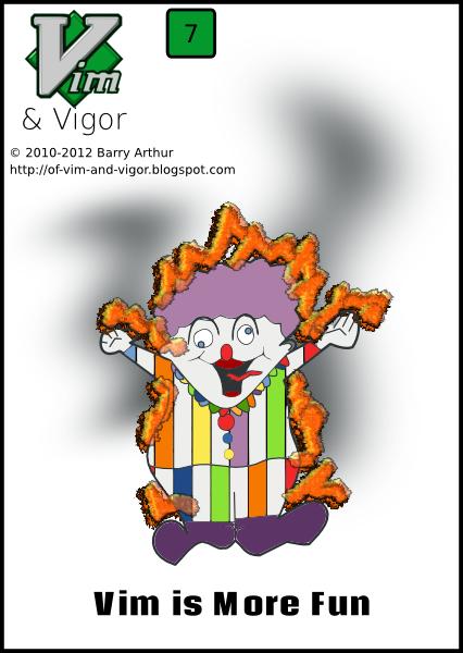 Vim and Vigor 7 - Vim is More Fun 3 by bairuidahu