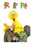 RIP Big Bird and Oscar (voices)