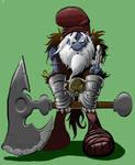 Savage Axe of Papa Smurf