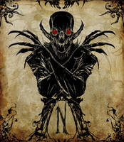 Nosferatu decorative by MacGwyver