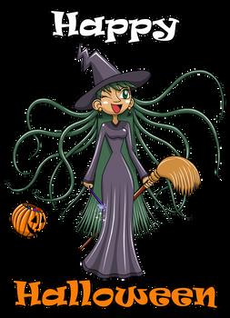 Lori Happy Halloween
