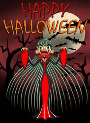 Lori Happy Halloween 2017